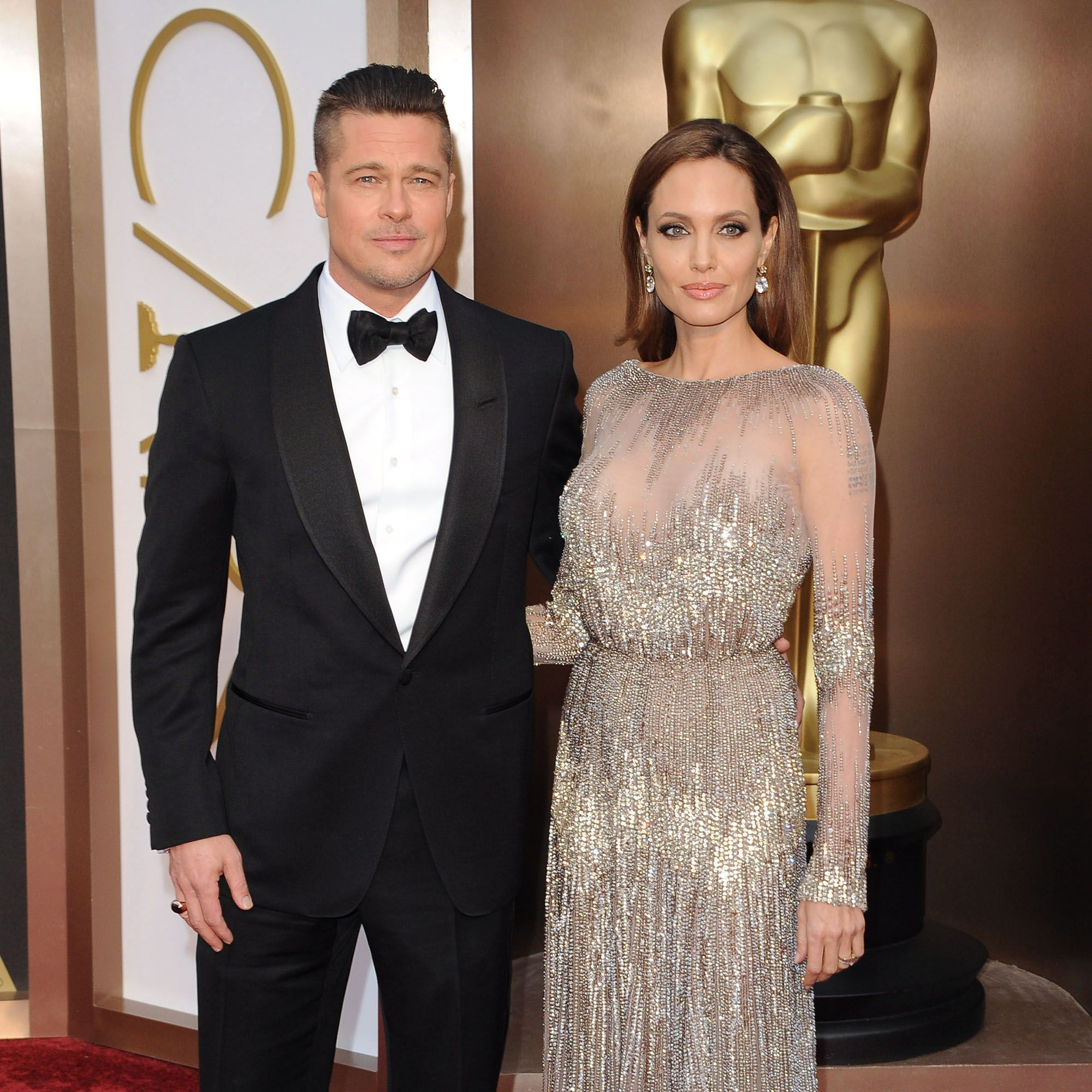 "<p>In the hands-down most shocking celebrity breakup of the year, Jolie surprised the world when she <a href=""http://www.harpersbazaar.com/celebrity/latest/news/a17767/angelina-jolie-brad-pitt-divorce/"" target=""_blank"" data-tracking-id=""recirc-text-link"">filed for divorce from Pitt</a> back in September. The A-list couple wed back in 2014 after dating since 2004 and share six children together. While the divorce papers cite ""irreconcilable differences,""  sources alleged a fight involving Pitt and one of the children caused Jolie to ultimately file. Since the split, the couple has entered family therapy and Jolie was temporarily awarded custody of the children. </p>"