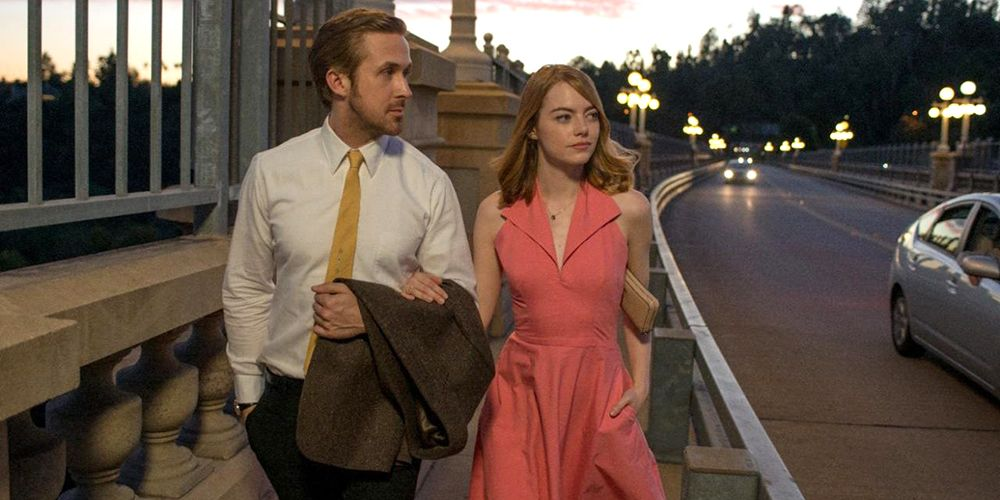 "<p>An aspiring actress (Emma Stone) and a jazz musician (Ryan Gosling) meet and fall in love in cutthroat Los Angeles, but their newfound, separate career successes threaten to tear the relationship apart. </p>  <p>Watch the trailer <a href=""https://www.youtube.com/watch?v=0pdqf4P9MB8"" target=""_blank"" data-tracking-id=""recirc-text-link"">here</a>.</p>"
