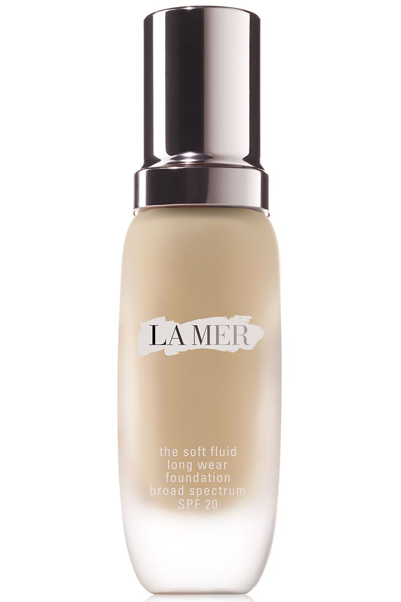 "<p>This rich foundation is derived from the same recipe as La Mer's iconic skin cream, plus a blend of algae and marine peptides to soften lines and plump skin instantly and over time. </p>  <p><strong data-redactor-tag=""strong"">La Mer </strong>The Soft Fluid Long Wear Foundation Broad Spectrum SPF 20, $110, <a href=""http://www.cremedelamer.com/product/5817/40984/skincolor/the-soft-fluid-long-wear-foundation-spf20/weightless-touch-for-luxurious-long-wear?&cm_mmc=Paid_Search-_-Google-_--_-%2Blamer%20%2Bfoundation"" data-tracking-id=""recirc-text-link"" target=""_blank"">cremedelamer.com</a>.</p>"