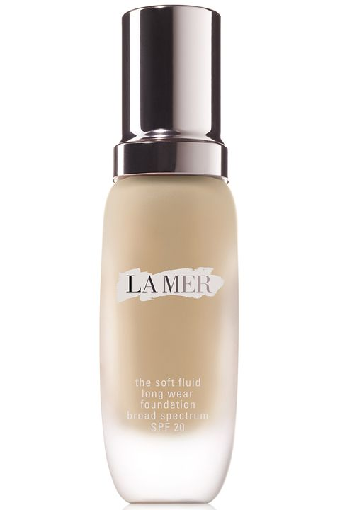 "<p>This rich foundation is derived from the same recipe as La Mer's iconic skin cream, plus a blend of algae and marine peptides to soften lines and plump skin instantly and over time. </p>  <p><strong data-redactor-tag=""strong"">La Mer </strong>The Soft Fluid Long Wear Foundation Broad Spectrum SPF 20, $110, <a href=""http://www.cremedelamer.com/product/5817/40984/skincolor/the-soft-fluid-long-wear-foundation-spf20/weightless-touch-for-luxurious-long-wear?&amp;cm_mmc=Paid_Search-_-Google-_--_-%2Blamer%20%2Bfoundation"" data-tracking-id=""recirc-text-link"" target=""_blank"">cremedelamer.com</a>.</p>"