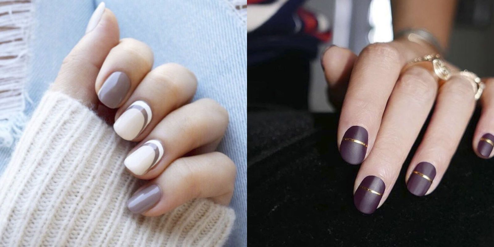 Let your nails be an instant accessory on days too cold to even get dressed. & 15 Cute Winter Nail Art Ideas - Best Nail Designs for Winter 2016-2017