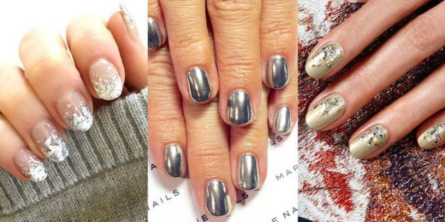 15 Best New Years Eve Nail Art Ideas , Nail Designs for a