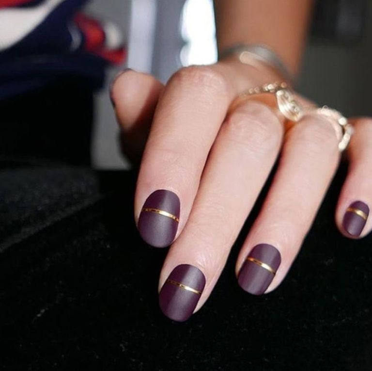 15 cute winter nail art ideas best nail designs for winter 2016 2017 band of gold prinsesfo Image collections