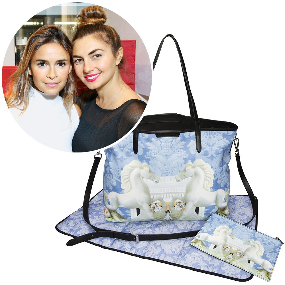"<p><a href=""https://www.thetot.com/"" target=""_blank"" data-tracking-id=""recirc-text-link"">The Tot</a>, Miroslava Duma and Nasiba Adilova's one-stop online shop for mothers, continues its domination of the fashionable-mom market, with bold-name collabs, including a Mary Katrantzou–designed diaper bag.</p>