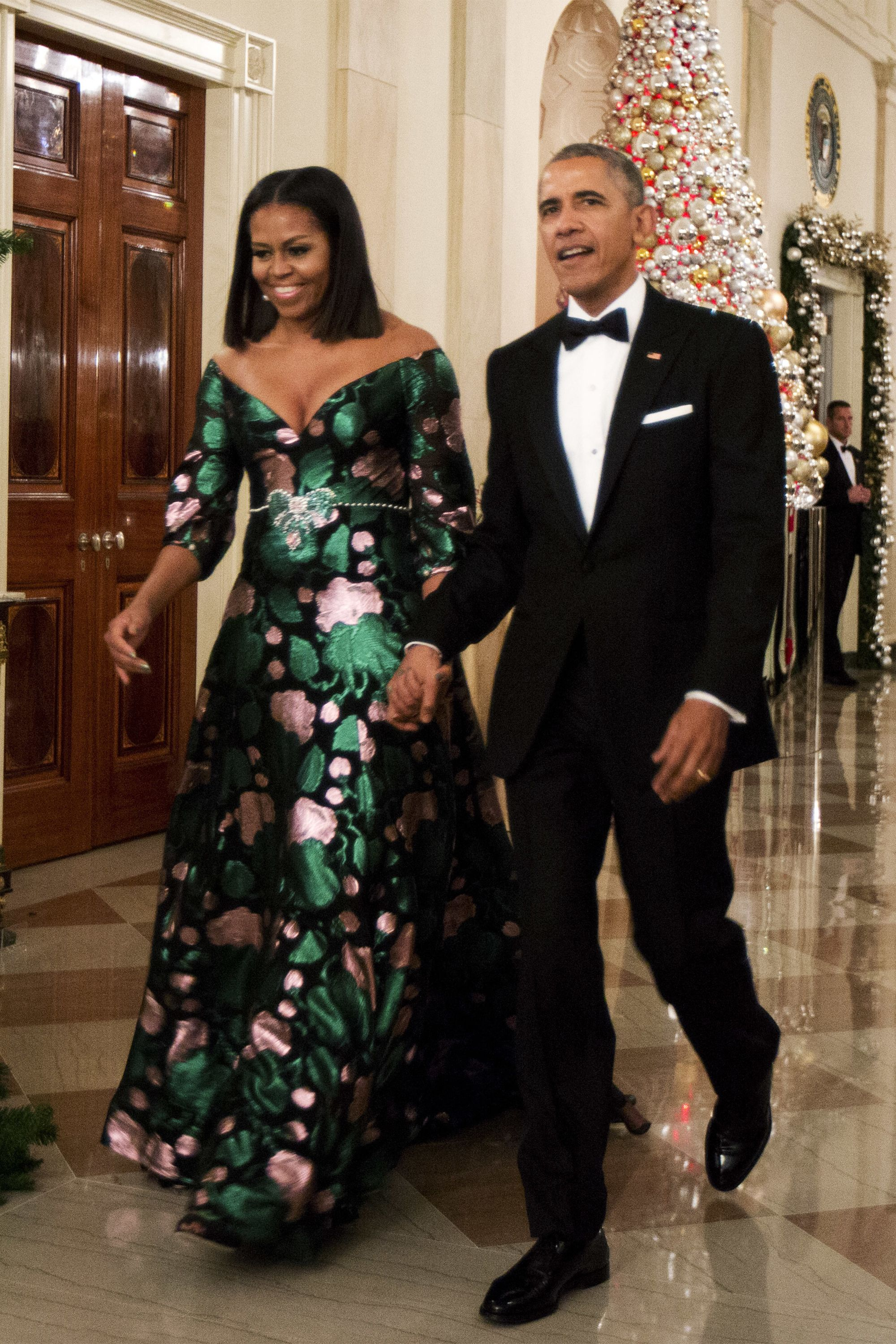Michelle obama and fashion 50