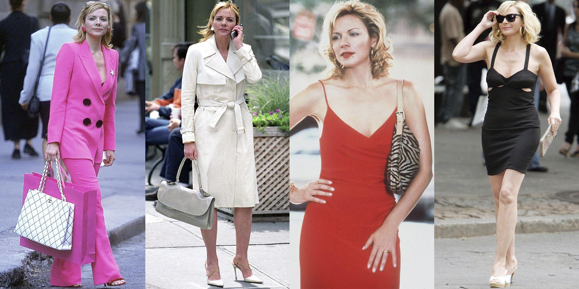 Samantha Jones's Best Looks