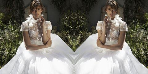 You Can Now Shop Delphine Manivet's Bridal Gowns Online