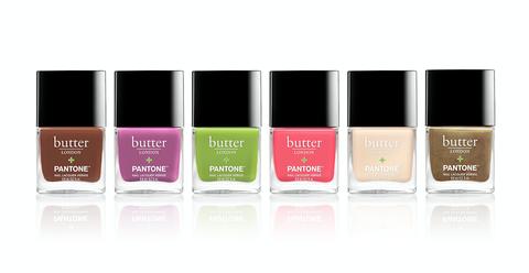 Pantone 2017 Nail Polish Color - Butter London Pantone Collection