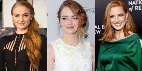 23 Stunning Shades of Red Straight from the Red Carpet and Runway