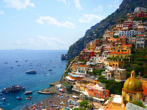 <p>Italy's Amalfi Coast has been a draw for honeymooners and the romantically inclined for years, and it's no secret why. The colorful cliffside towns, like the ever-popular Positano, boast cerulean Mediterranean waters and relaxing sunny shores, not to mention Italian food, wine—and, oh yeah, limoncello. </p>
