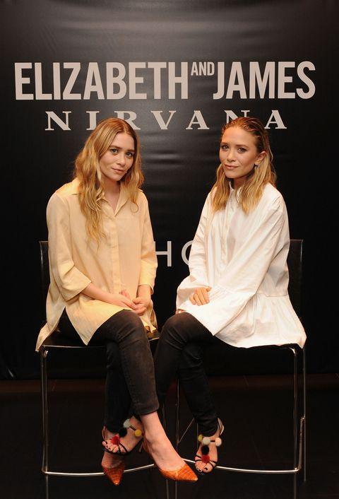 Mary Kate and Ashley designer