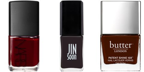 Top 12 Red Nail Polish Colors