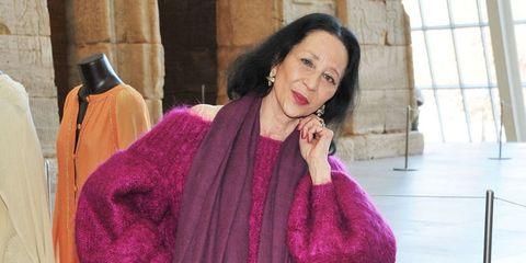 Model China Machado Has Passed Away