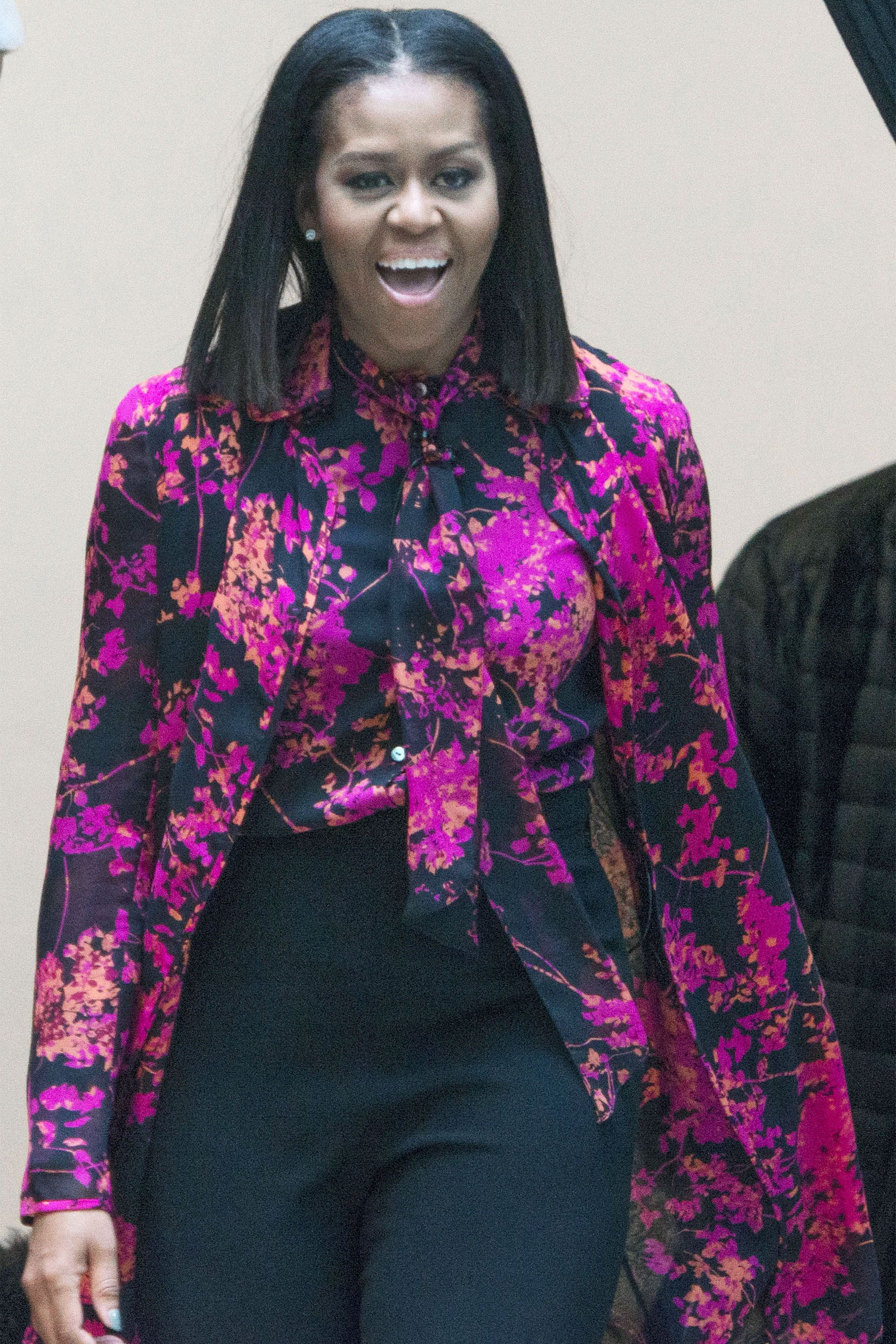 ff5500ac8 Michelle Obama s Best Looks - Michelle Obama Style Fashion and Outfits