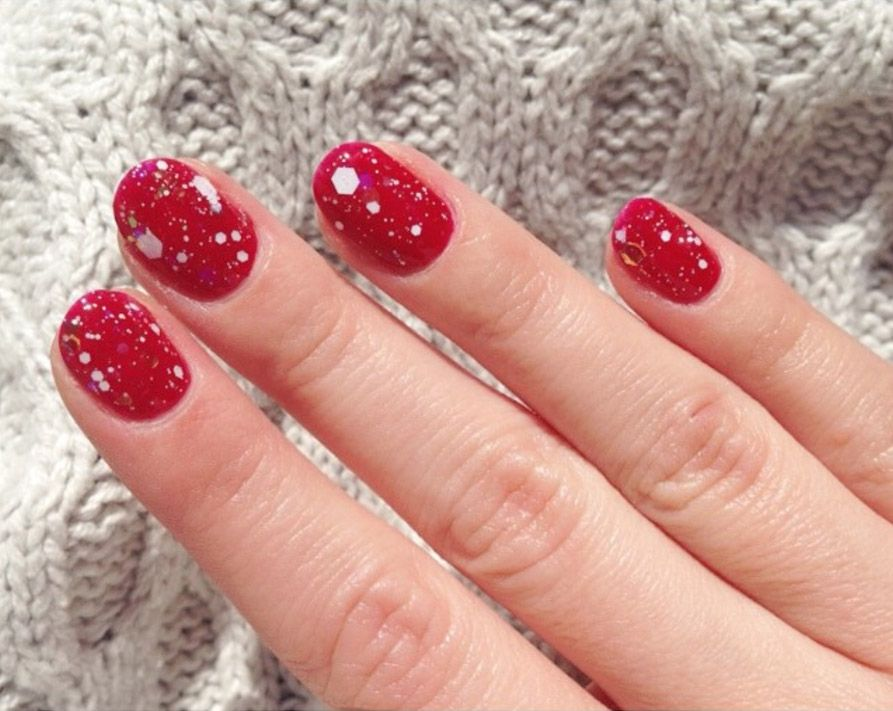 - 15 Red Nail Art Designs - Cute Nail Ideas For A Red Manicure