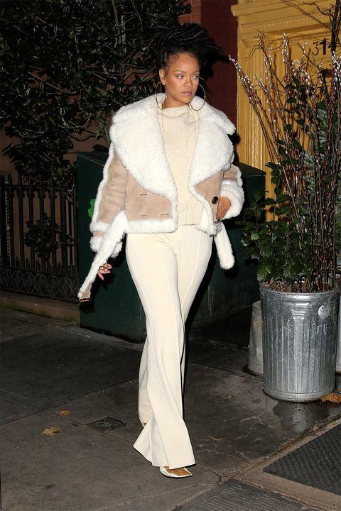 15 Rihanna Coats To Inspire Your Winter Wardrobe Rihanna