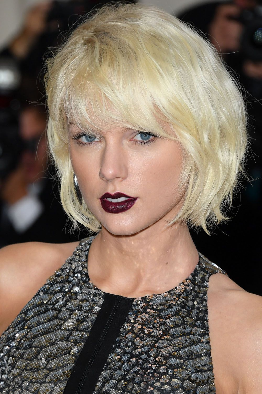 Taylor Swift Hairstyles Taylor Swifts Curly Straight Short