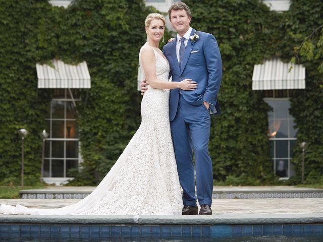 afa5845de40b6 How A BAZAAR Editor Weds: Joyann & Jeremy's Wedding in the Hudson Valley