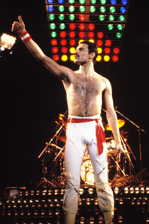 9460a16e733388 Freddie Mercury In Photos - Freddie Mercury Through the Years