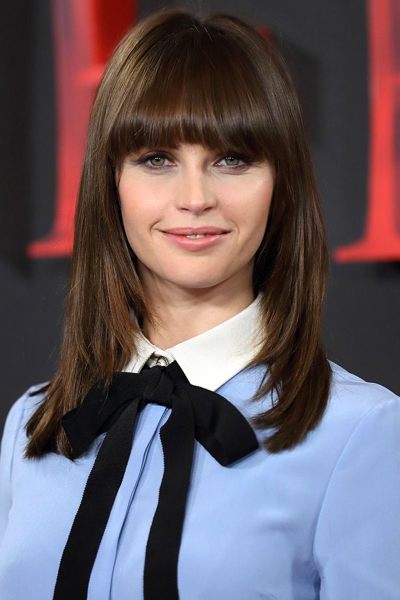 50 Best Medium Hairstyles , Celebrities With Shoulder Length