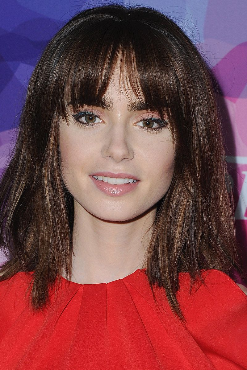 40 Best Medium Hairstyles Celebrities