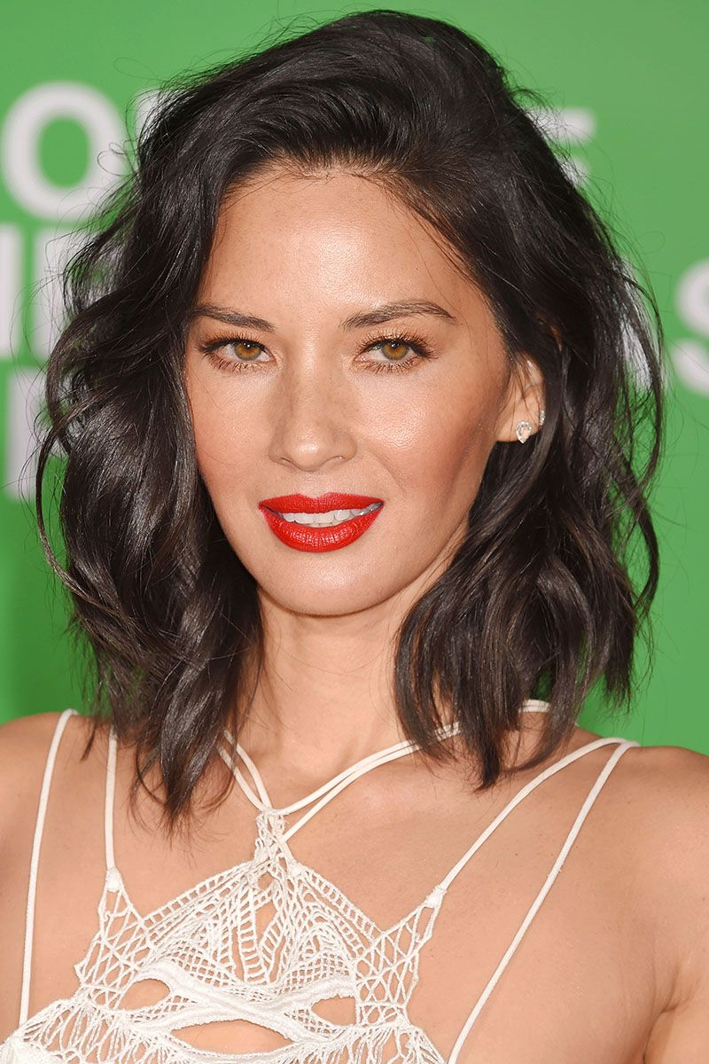 50 Best Medium Hairstyles Celebrities With Shoulder Length