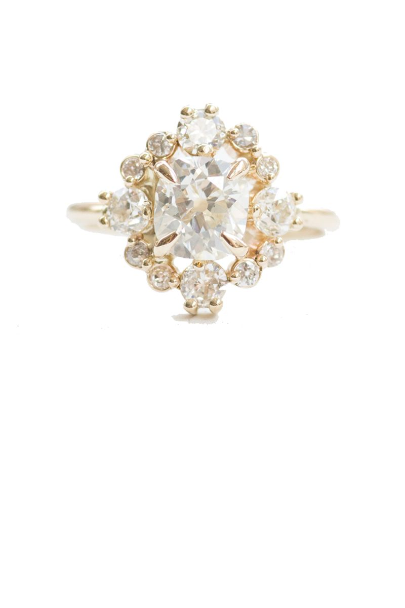 25 Cushion Cut Diamond Engagement Rings  Best Cushion Cut Rings For Your  Proposal