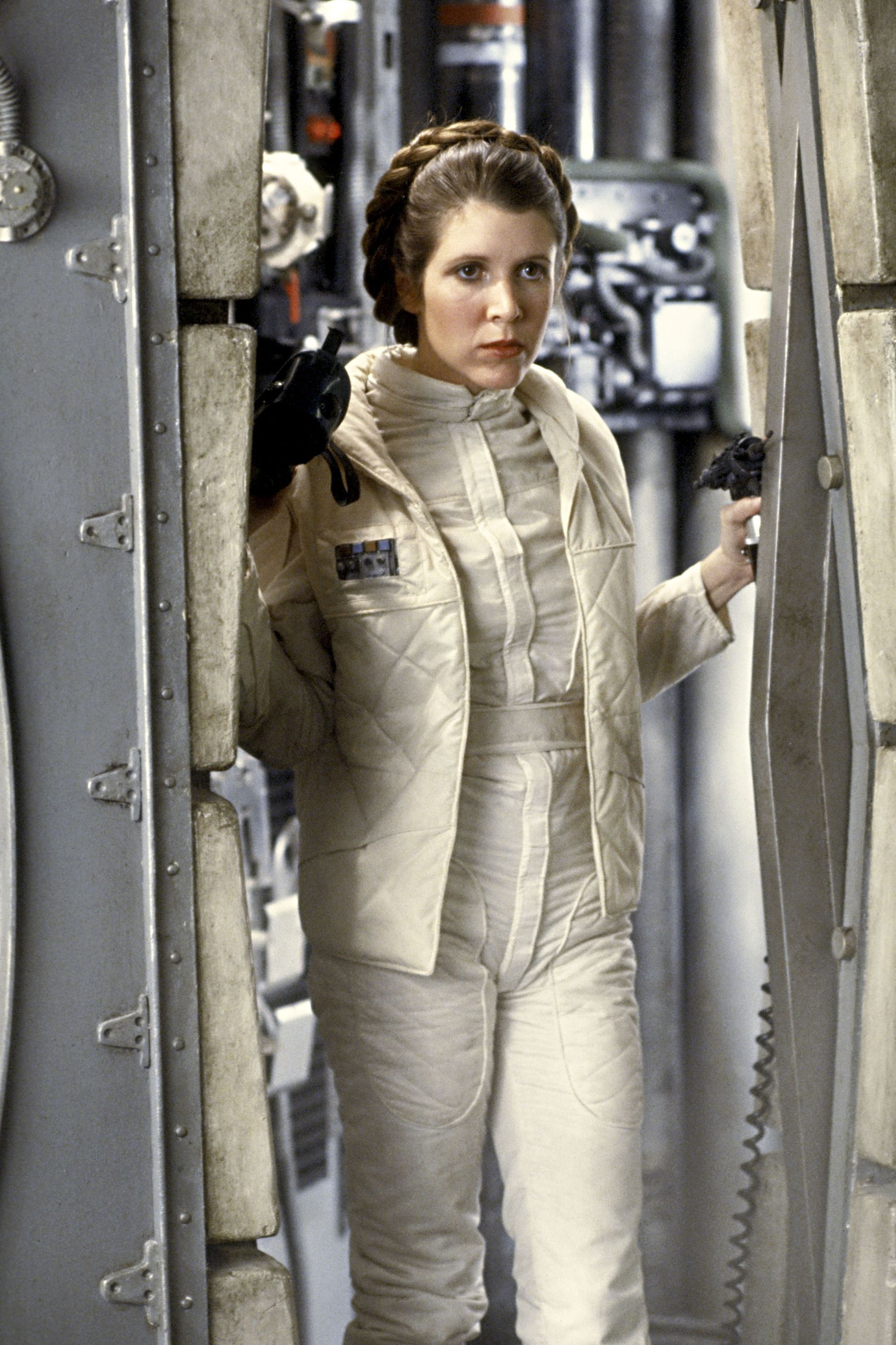 Carrie Fisher Photographs  'star Wars' Actress Carrie Fisher Dies At 60