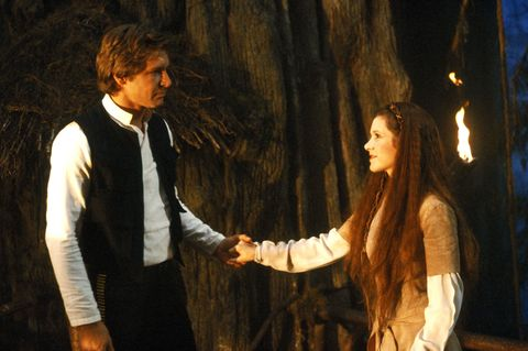 harrison ford responds to carrie fisher s death harrison ford