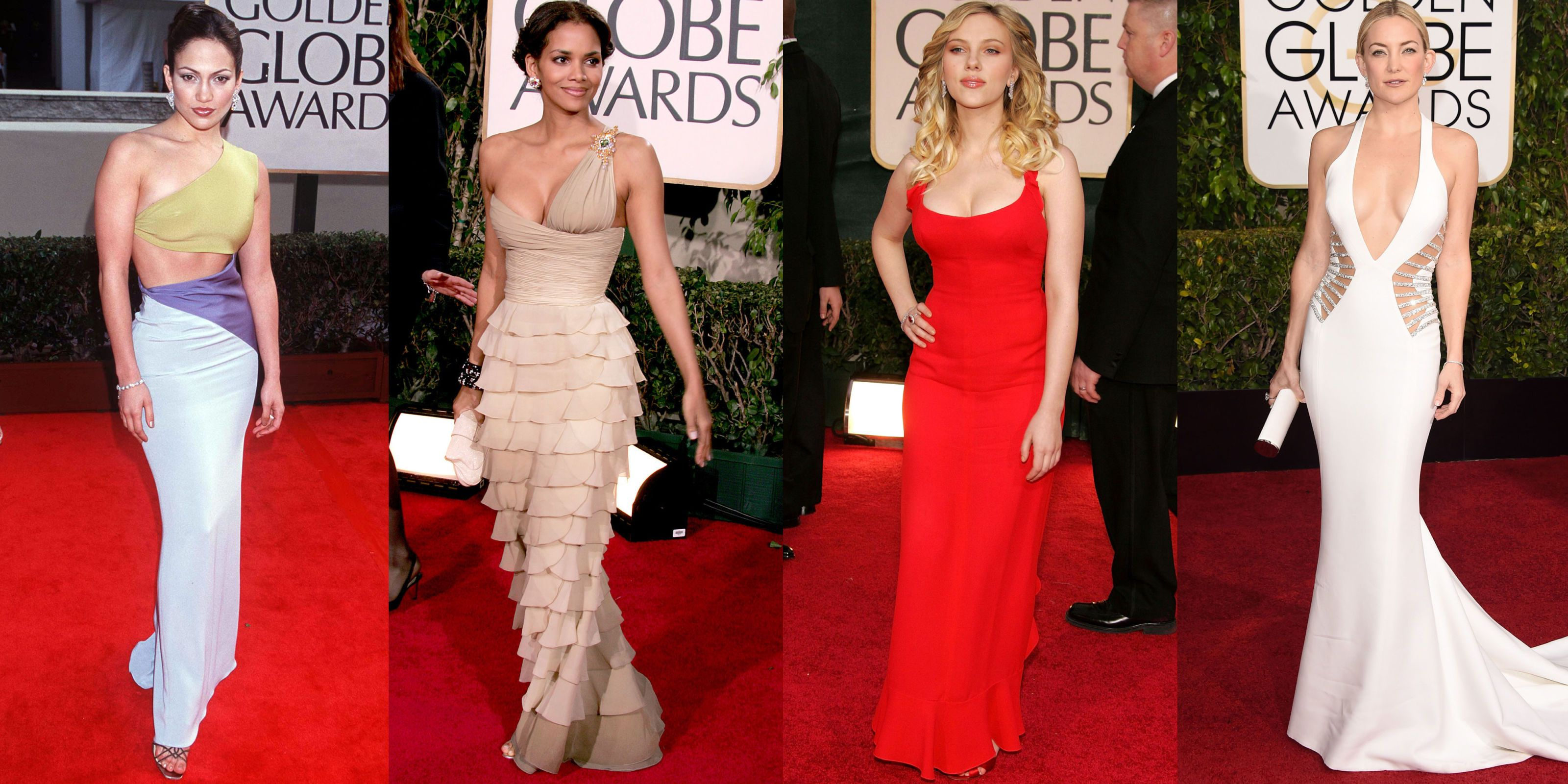 Sexiest Gowns