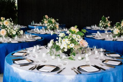 Jamie Siskin And Andrew Goldstein S Wedding A Foodie Wedding At