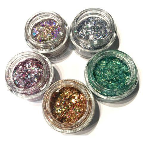 "<p>This thick glitter paste, shot through with metallic&nbsp;star and moon confetti,&nbsp;is perfect for spreading over your hair roots or skin.</p><p><em data-redactor-tag=""em"">Lemonhead Spacejam Squad, $100,&nbsp;</em><a href=""http://www.getlemonhead.com/shop/spacejam-squad"" target=""_blank"" data-tracking-id=""recirc-text-link""><em data-redactor-tag=""em"">getlemonhead.com</em></a></p>"