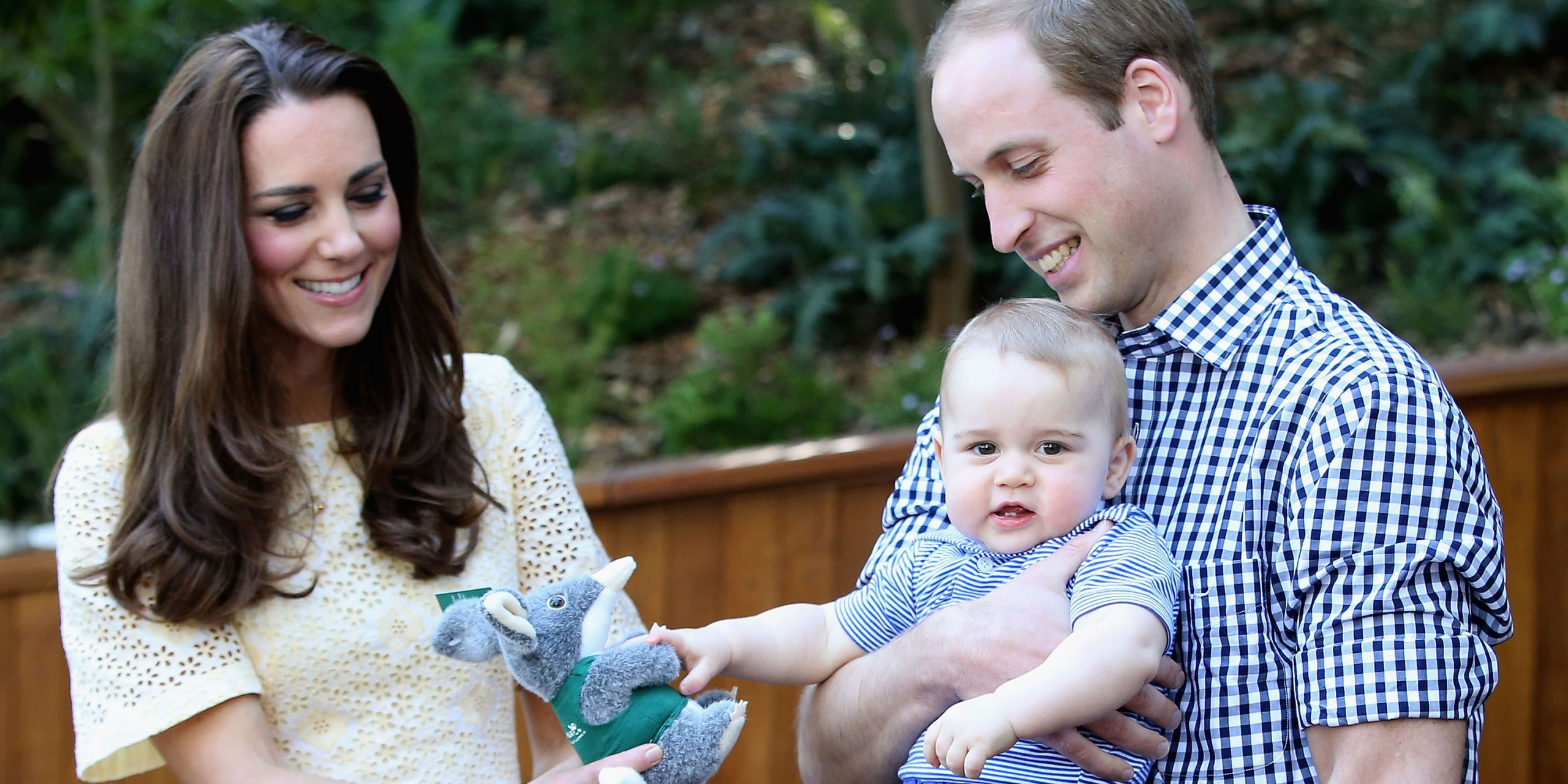 Prince William on How Fatherhood Has Changed Him