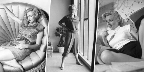 Photograph, Black-and-white, Leg, Photography, Monochrome photography, Room, Monochrome, Muscle, Abdomen, Sitting,