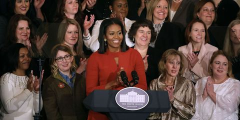 The 10 Most Inspiring Quotes from Michelle Obama's Final Speech as First Lady
