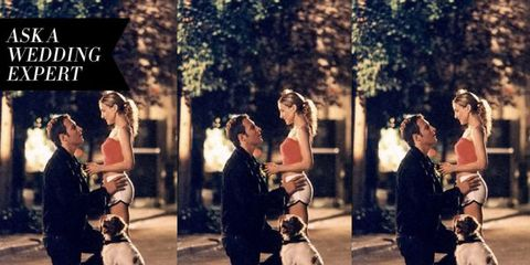 Photograph, Mammal, Dress, Coat, Interaction, Love, Ceremony, Sunglasses, Abdomen, Wedding,