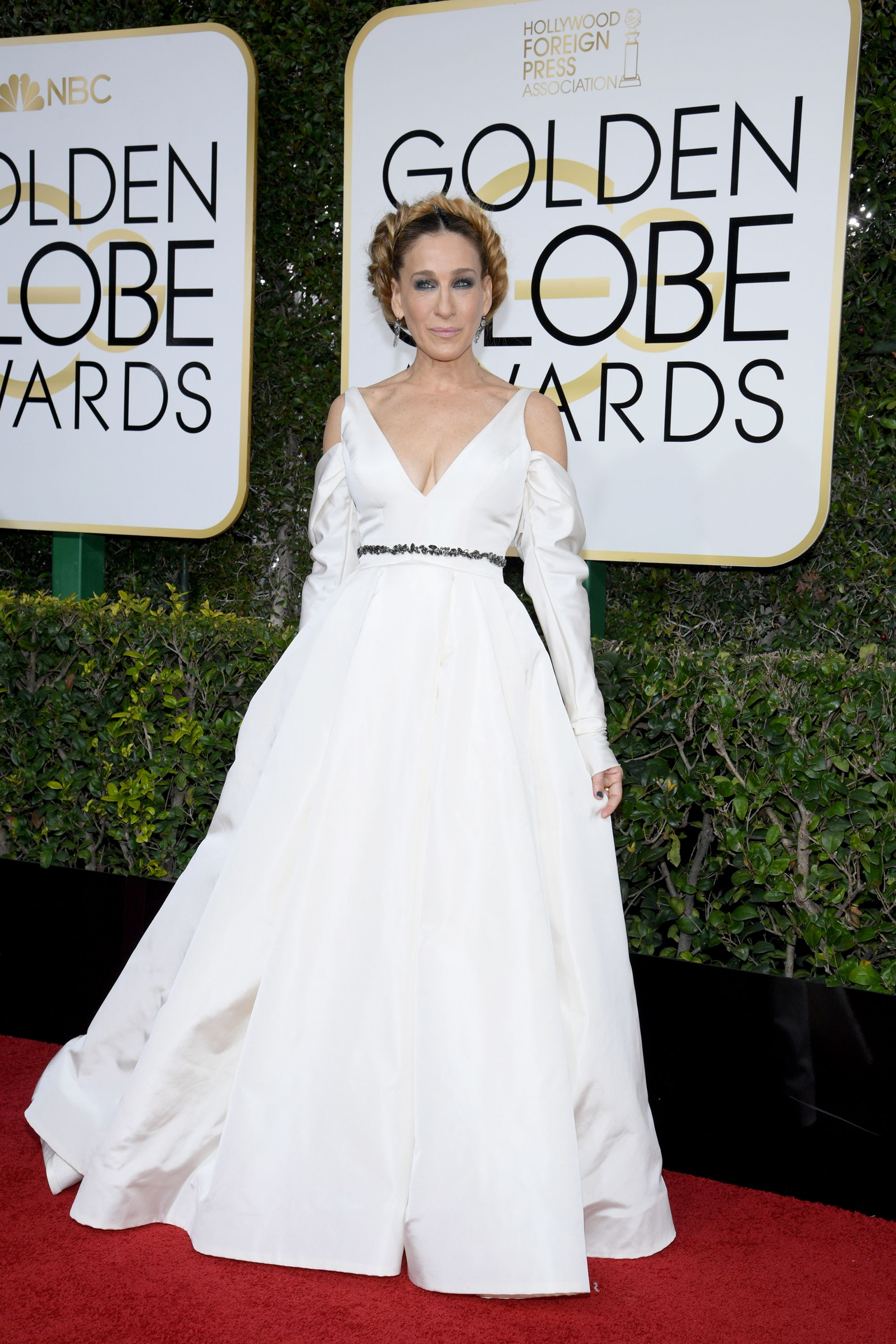 Best Golden Globes Red Carpet Dresses 2017 - Celebrity Pictures From ...