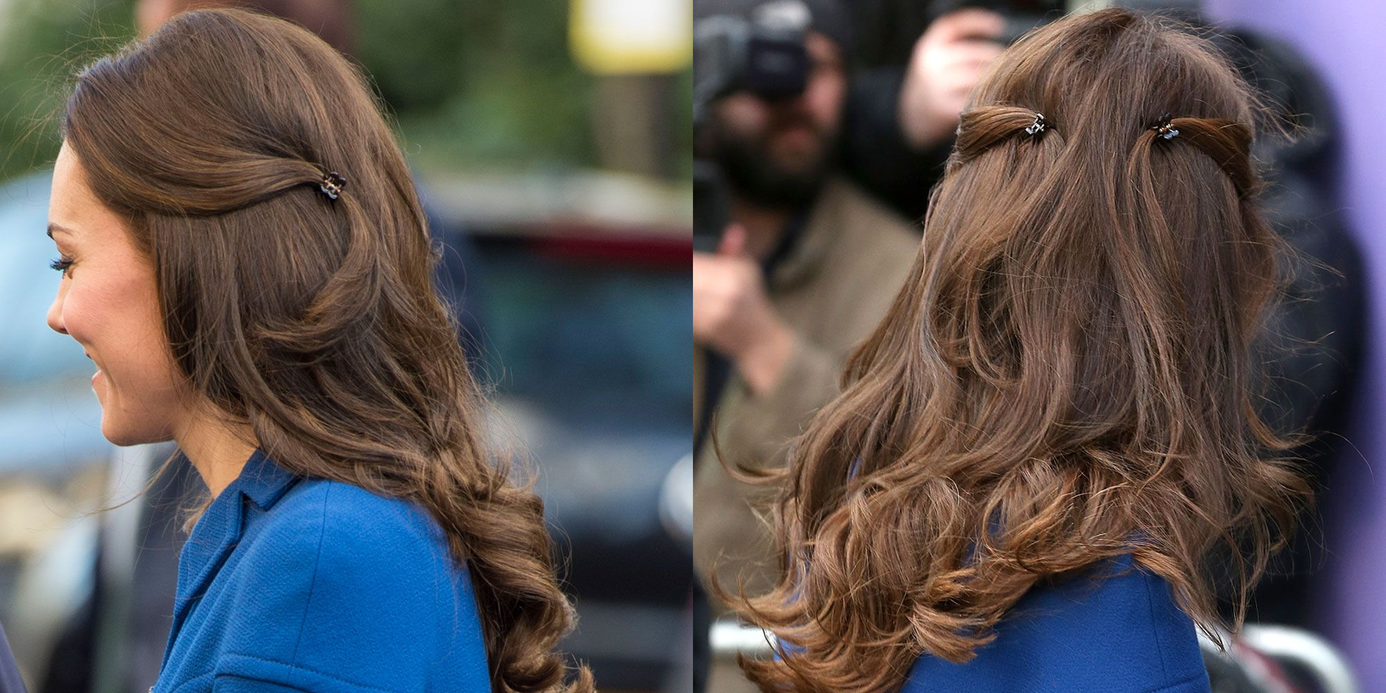 Kate Middleton, We Love You, But Please Stop Wearing Hair Clips