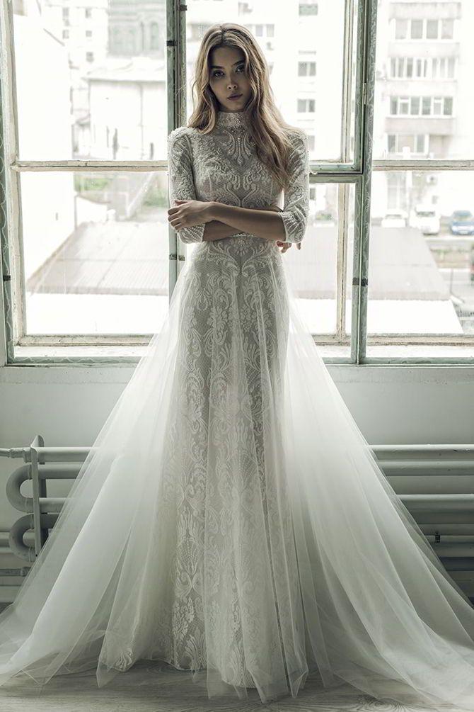 ersa atelier fall 2017 wedding dress 6