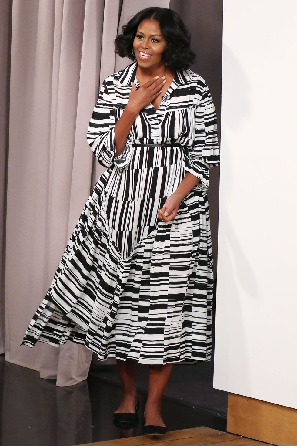 8324d87d76 Michelle Obama s Best Looks - Michelle Obama Style Fashion and Outfits