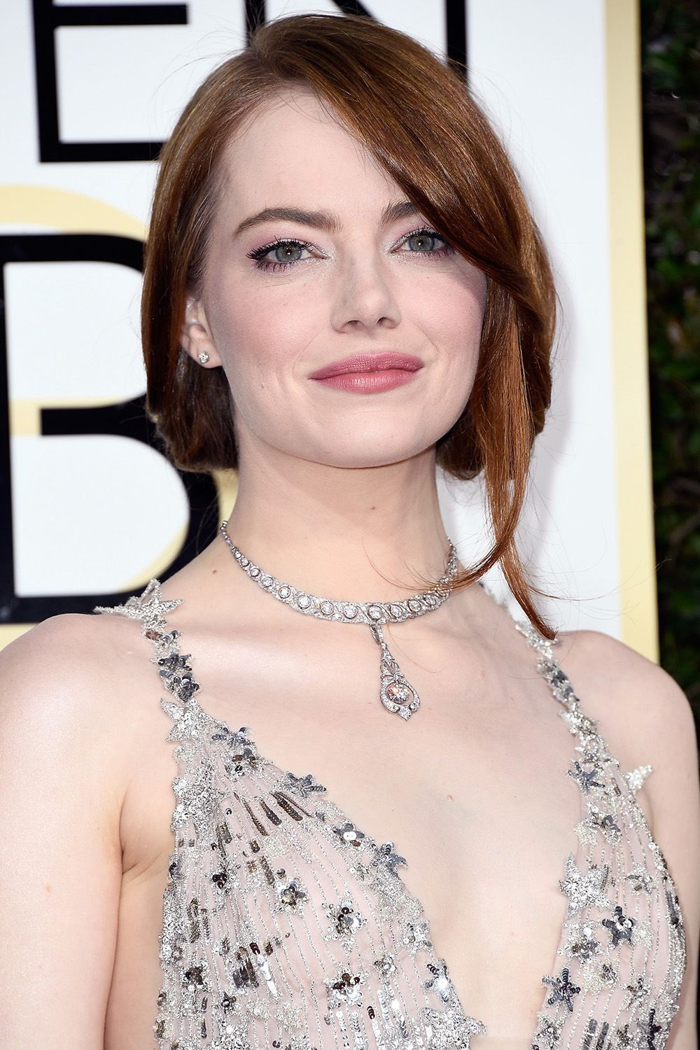 Best Red Carpet Jewelry From 2017 Golden Globes - Necklaces and ...