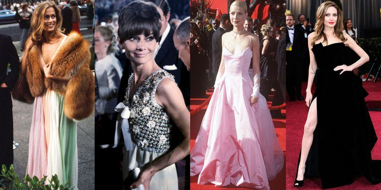 50 best oscar dresses of all time best red carpet