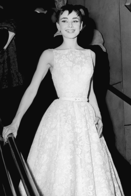 Old School Hollywood Glamour Wedding Dress