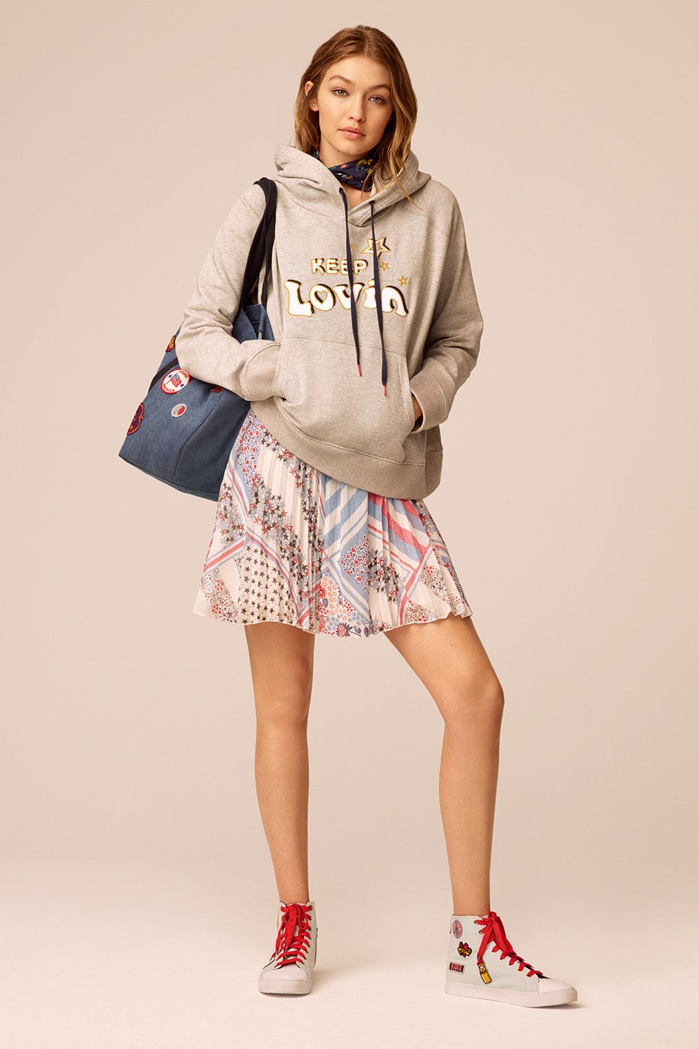 39762f6f Gigi x Tommy Spring 2017 Collection - See Gigi Hadid's Second Collection  for Tommy Hilfiger