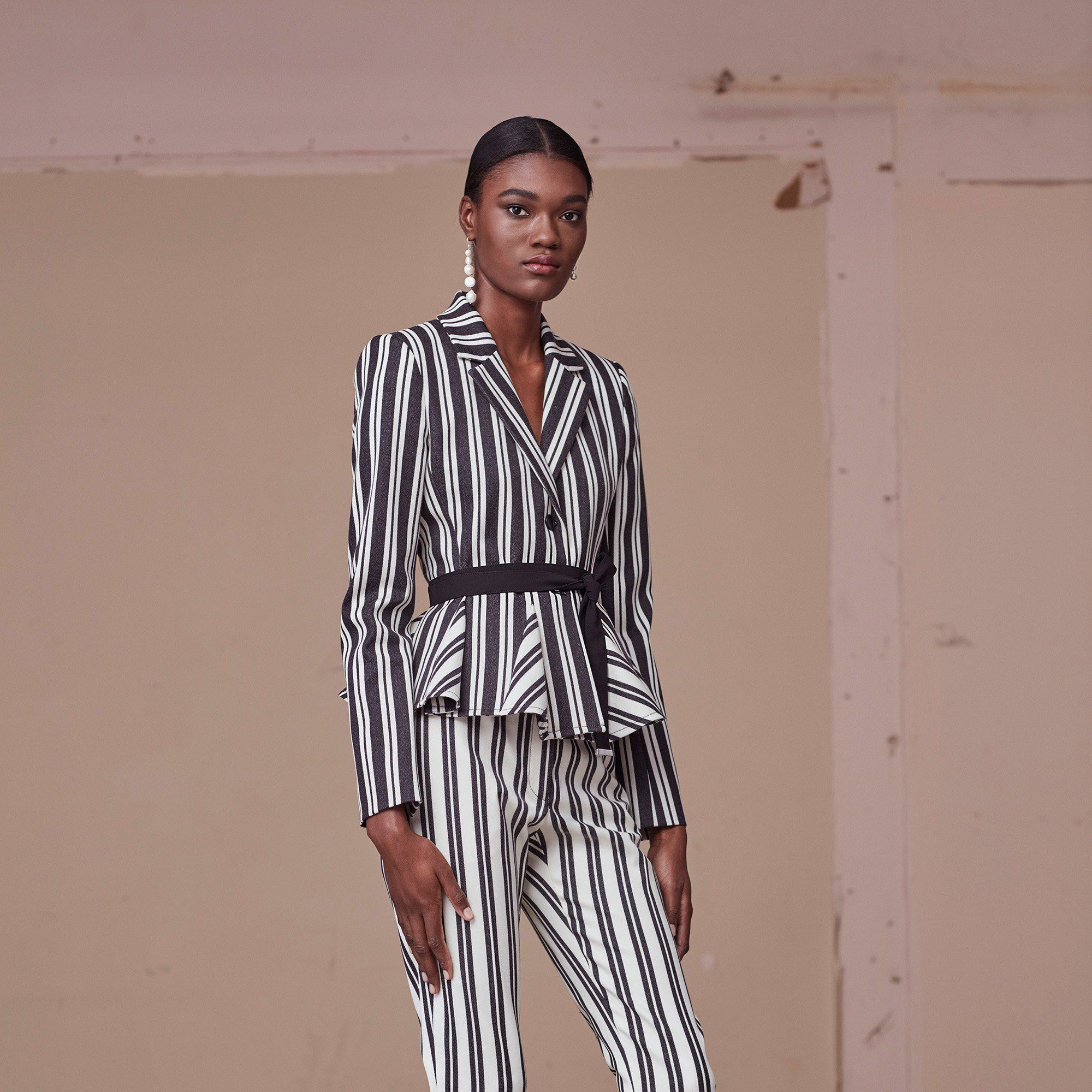 "<p>While Spring gave us a rainbow selection of stripes, pre-fall is taking the idea back to its simpler origins for some high contrast cool.&nbsp&#x3B;</p><p><em data-redactor-tag=""em"" data-verified=""redactor"">Pictured: Altuzarra</em></p>"