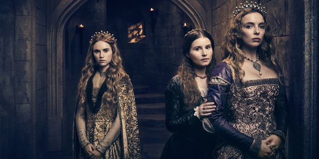 The White Princess Sneak Peek Exclusive First Look At Starz Tv Show The White Princess