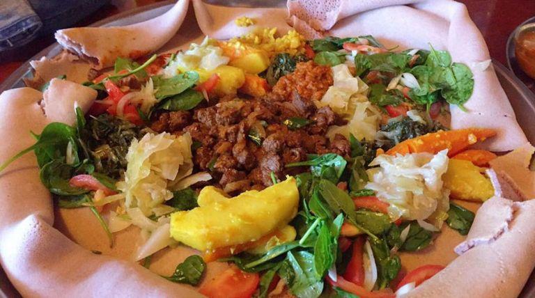 Best Ethiopian Food Footscray
