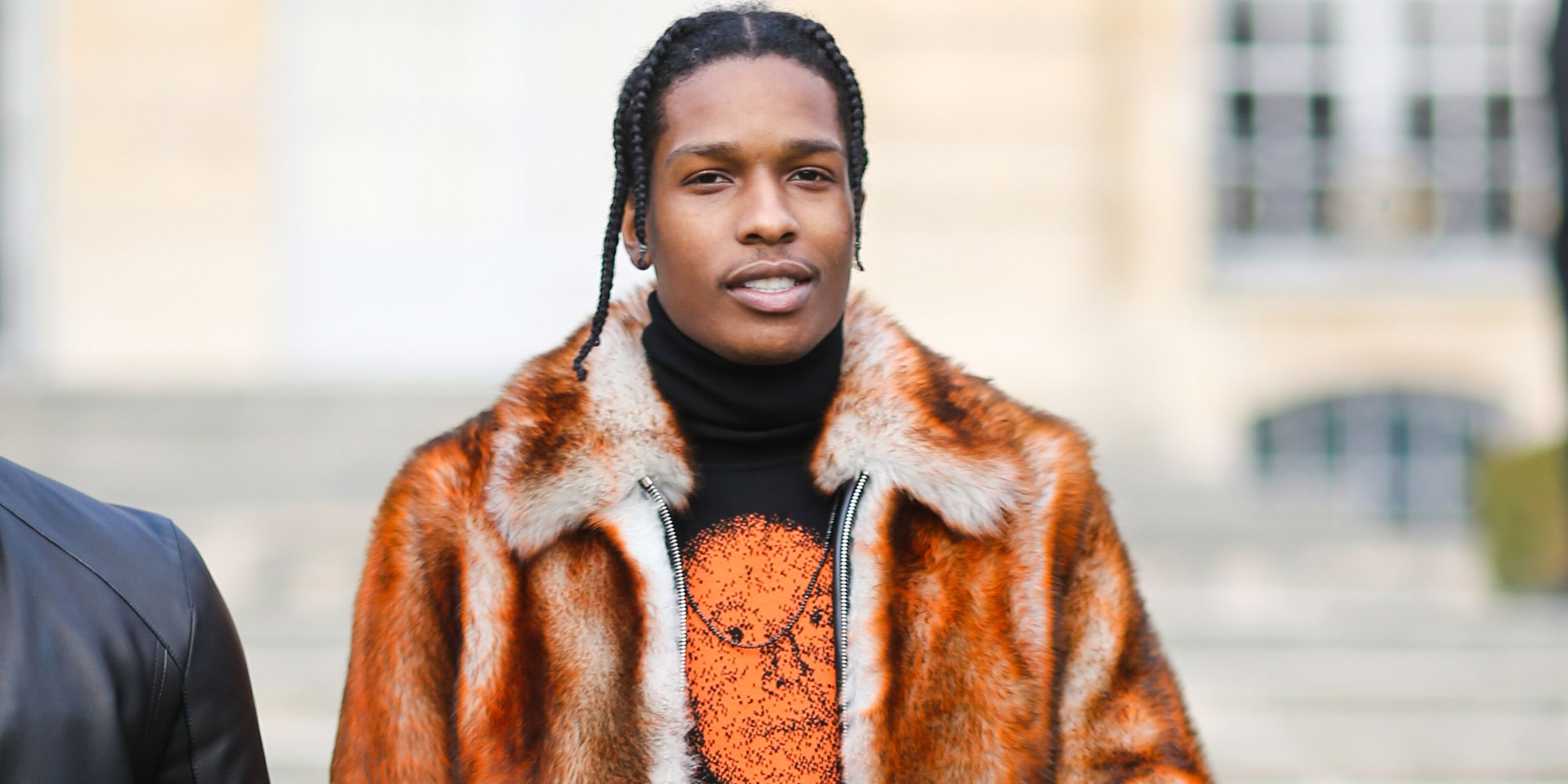 Why A Ap Rocky Was The Best Dressed At Couture Week A Ap Rocky