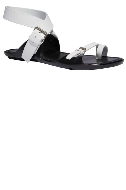 "<p><strong data-verified=""redactor"" data-redactor-tag=""strong"">Dior </strong>sandals, $920, 800-929-DIOR.</p>"