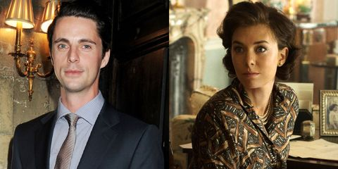 Downton Abbey' Star Matthew Goode Has Joined 'The Crown